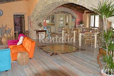Villa Living-room Terni Guardea Countryside villa