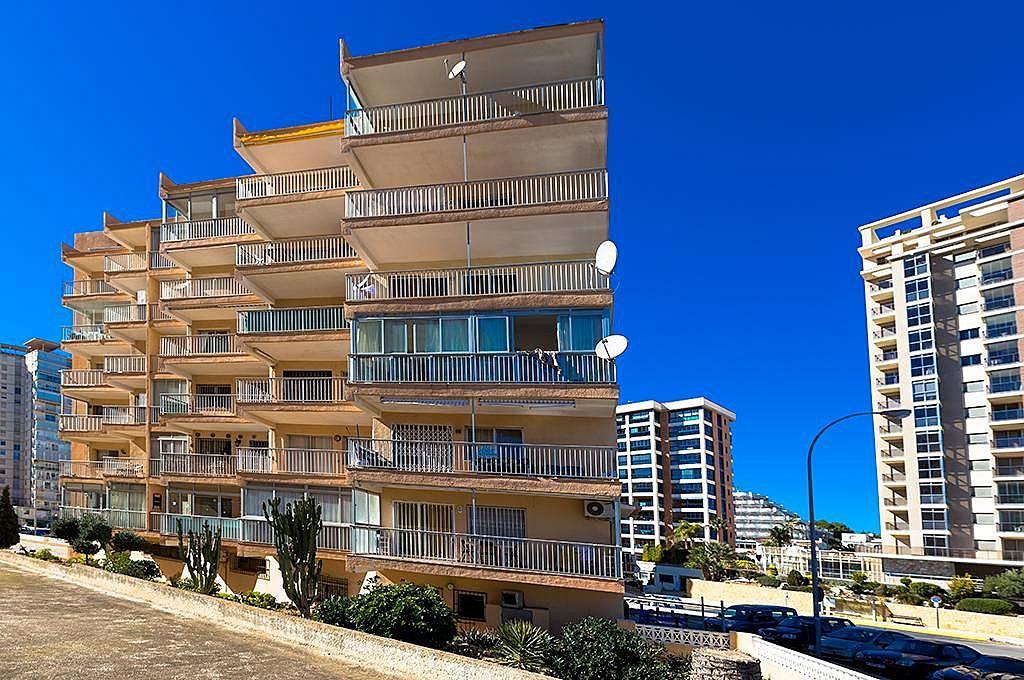 Apartamento en alquiler en calpe calp calpe calp alicante costa blanca - Apartamentos alicante alquiler ...