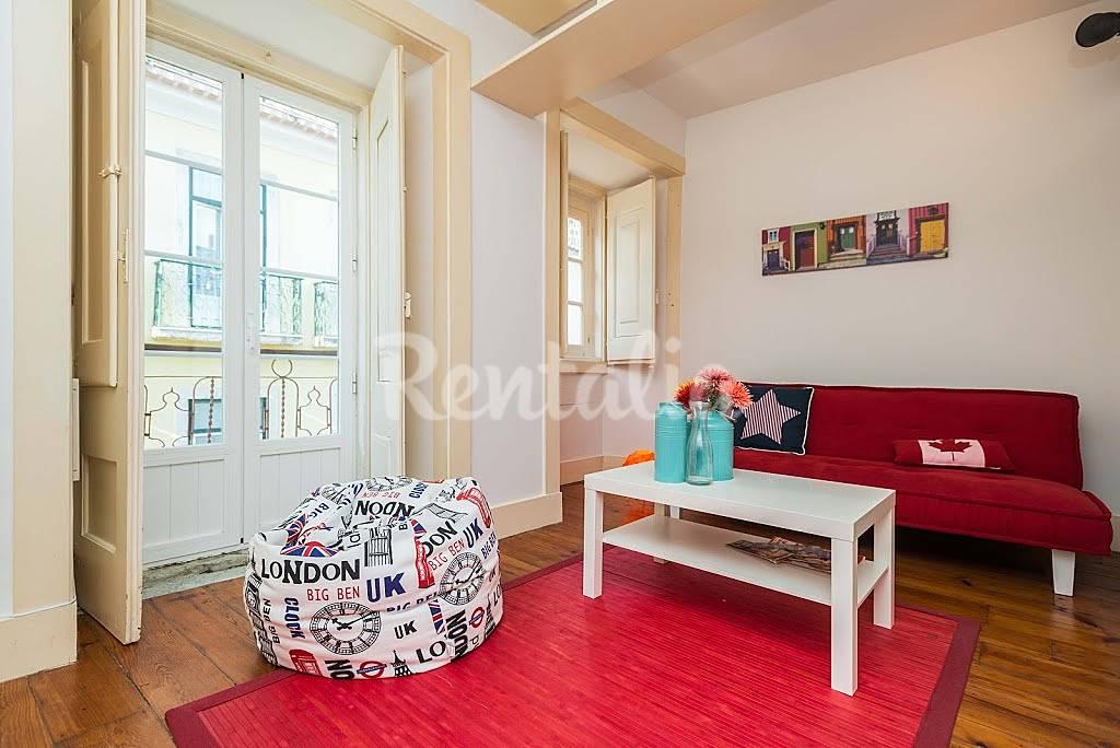 Apartamento para 4 personas en lisboa alc ntara lisboa - Apartamento en lisboa ...