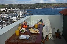 Bay Beach Cottage- in Horta-- AL#111  Faial Island