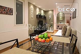 Apartamento Decó San Bernardo Conde Duque Madrid