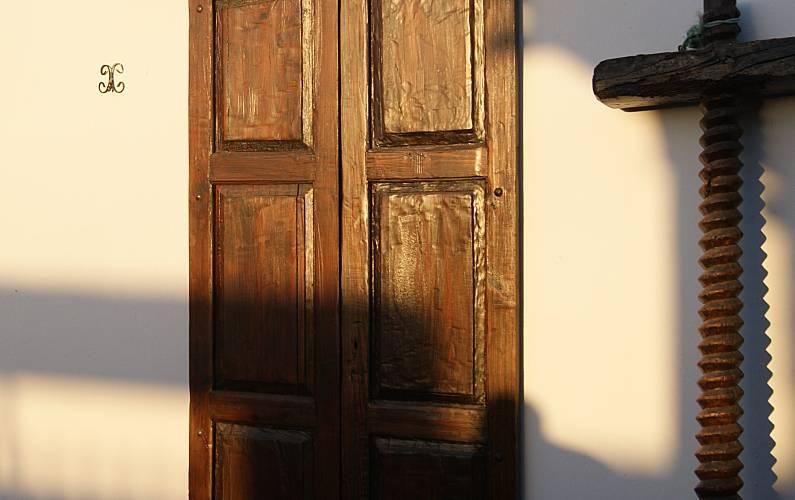 Casa Exterior del aloj. Lanzarote Tinajo Casa en entorno rural - Exterior del aloj.