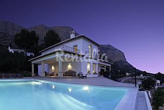 Villa de 3 habitaciones a 6 km de la playa Alicante