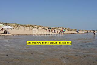 Casa en primera linea de Playa Cádiz