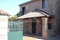 Maison pour 4-5 personnes avec jardin privé La Corogne