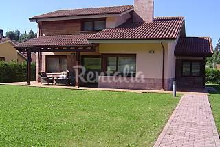 Villa pour 6-8 personnes à 300 m de la plage Asturies
