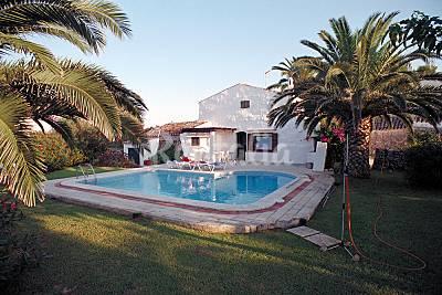 Casa para 6 personas a 4.5 km de la playa Menorca
