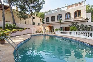 Villa Costa den Blanes - Portals , Mallorca