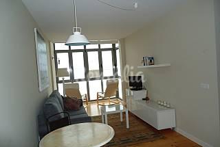 Apartamento para 2-3 personas a 100 m de la playa Cantabria