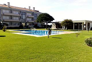 Apartment 25 min. from Oporto, 100m from the beach Braga
