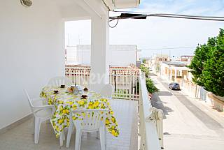 Apartment for 4-6 people only 200 meters from the beach Taranto
