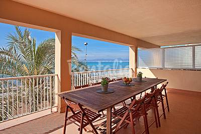 Apartamento con vistas a paseo marítimo del Arenal Mallorca