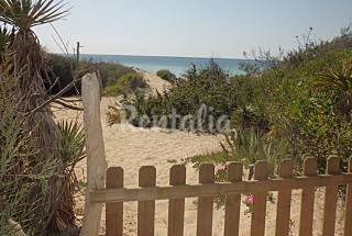 Apartment for 6 people only 35 meters from the beach Lecce