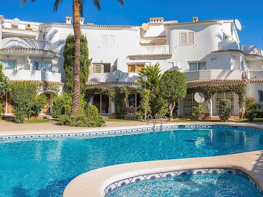 Apartamento en alquiler en mitjans montgo d nia alicante costa blanca - Denia apartamentos alquiler ...
