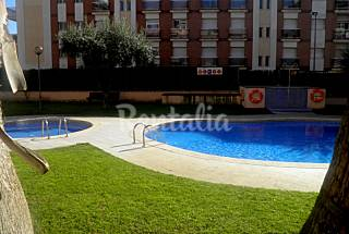 Apartment with 2 bedrooms only 300 meters from the beach Girona