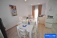 Apartamento para 4-5 personas a 500 m de la playa Cádiz