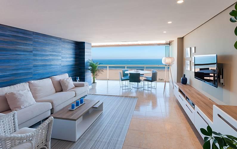 Ag bermudas premium apartamento primera linea grau i platja gandia valencia - Apartamentos en gandia ...
