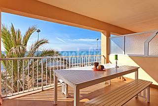 Appartement de 4 chambres à front de mer Majorque