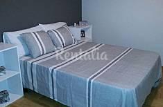 Appartement de 2 chambres à 700 m de la plage Lugo