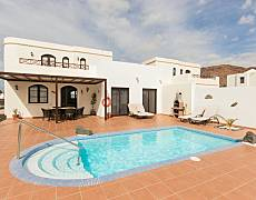 Villa voor 6 personen op 900 meter van het strand Lanzarote
