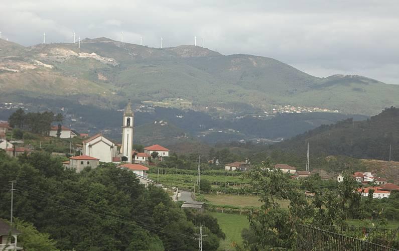 Casa Vistas da casa Viana do Castelo Monção Casa rural - Vistas da casa