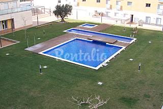 Appartement pour 4 personnes à 500 m de la plage Gérone