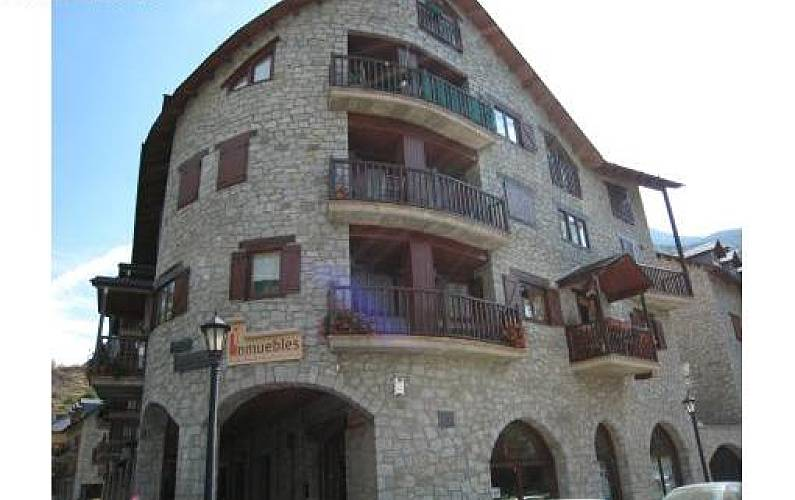 New 2 bedroom and views to Cerler Huesca - Outdoors