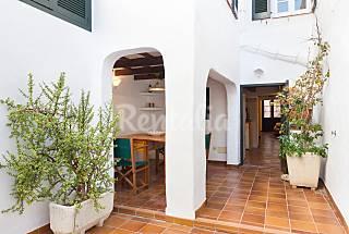 Casa en casco antiguo de Ciutadella.11 personas Menorca