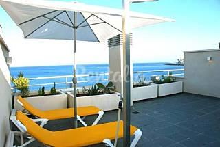 Atico-duplex lujo a pie de playa Almería