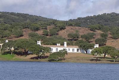 Finca de lujo con lago privado para banos - Evora Évora