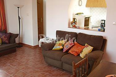 Villa Living-room Murcia Águilas villa