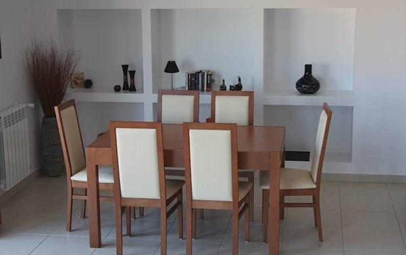 2 Dining-room Leiria Alcobaça Apartment - Dining-room