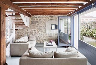 2 Villas con jardín privado Cantabria