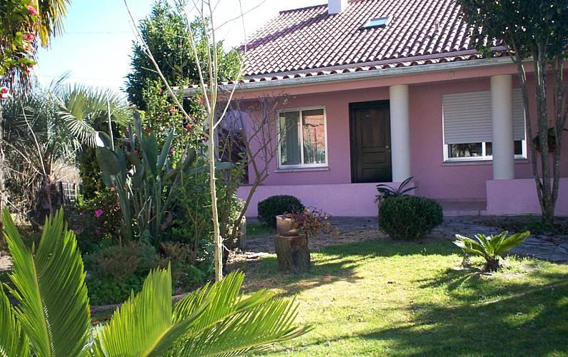 Beco Exterior del aloj. Leiria Leiria Villa en entorno rural - Exterior del aloj.