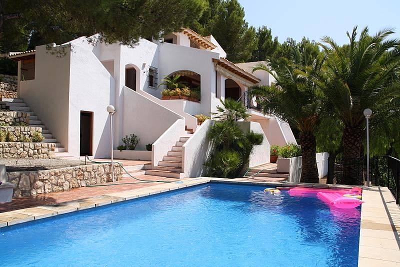 Alquiler apartamentos vacacionales en sierra altea altea y casas rurales - Casas alquiler altea ...