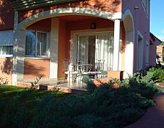 House for 4-6 people in a golf course Tarragona