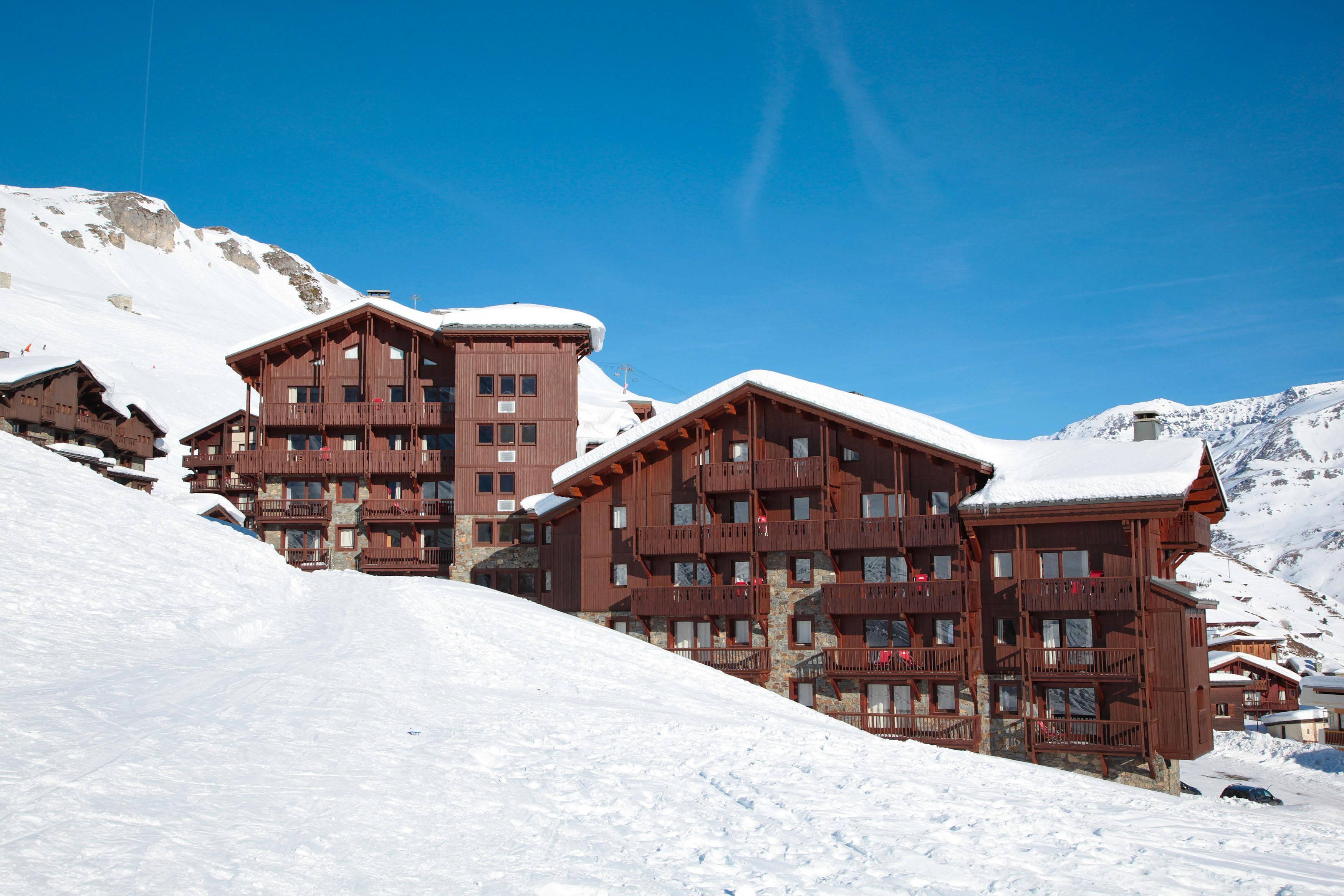 Maison pour 6 personnes en rh ne alpes tignes savoie for Maison prefabriquee rhone alpes