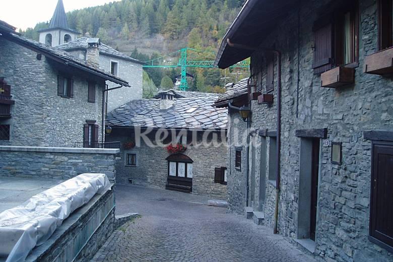 Apartment Environment Aosta Courmayeur Apartment