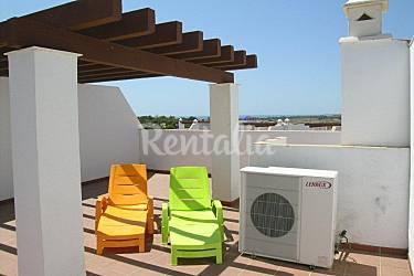 Relax, Terrasse Huelva Isla Cristina Appartement
