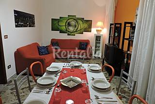 Apartment for 8-9 people only 450 meters from the beach Bari