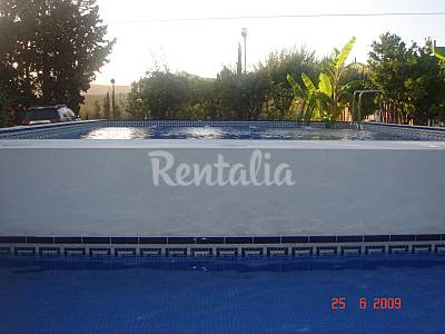 Cottage Swimming pool Granada Motril Villa
