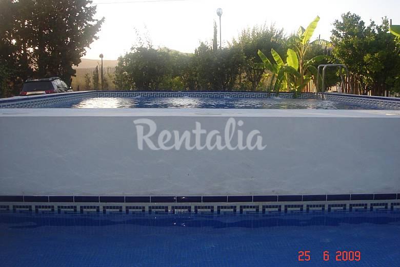 Cottage Swimming pool Granada Motril villa