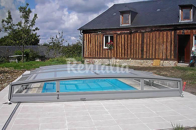 Villa pour 7 personnes avec piscine courtonne les deux - Piscine pour personne handicapee ...