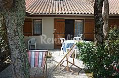 House for rent only 1200 meters from the beach Landes