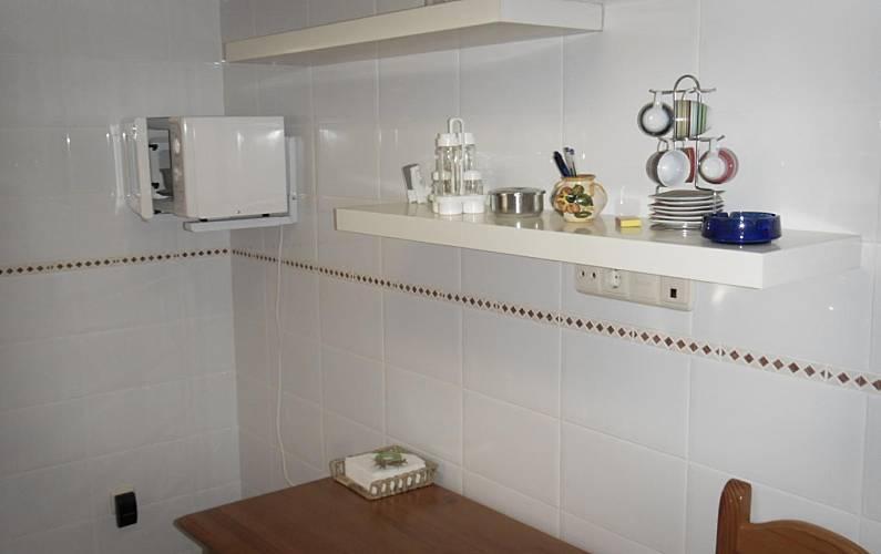 Villa Kitchen Fuerteventura La Oliva villa - Kitchen