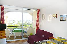 Apartment for 4 people 3 km from the beach Aude