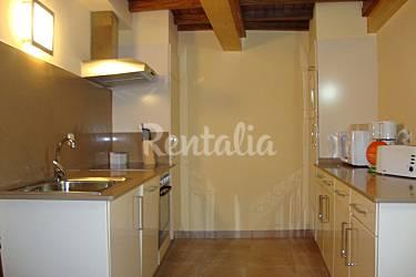Casa Cocina Pontevedra Cuntis Casa en entorno rural