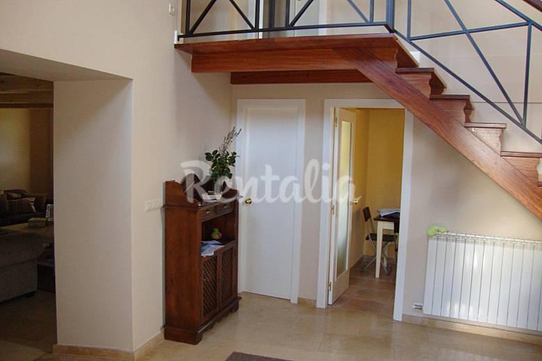 Casa Interior del aloj. Pontevedra Cuntis Casa en entorno rural