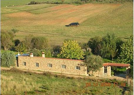 Casa de campo particular piscina billar y parque coria for Piscina municipal casa de campo