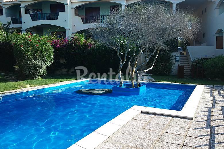 Grazioso bilocale con giardino e piscina la ficaccia for Piscina santa teresa albacete